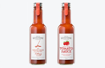 Strategic redesign boosts sales for Beerenberg tomato sauce