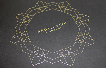 Argyle Pink Diamonds 2017 Tender wins at the Printing Industry Craftsmanship Awards