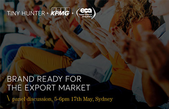 Is your brand ready for the export market? Join the panel discussion
