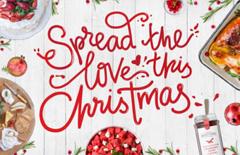 Spread the love this Christmas with Beerenberg