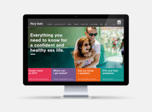 Play Safe | NSW Health | Website Design