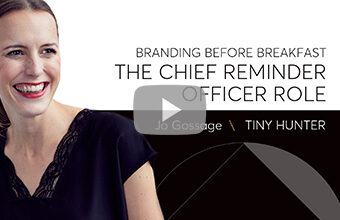The Chief Reminding Officer – who looks after this in your business and do they know what to remind people of?