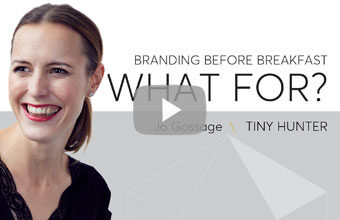 What for? Why you should ask this about your branding activities