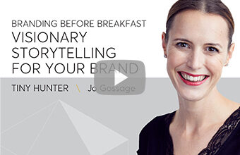 Visionary storytelling for your brand – and why you need it